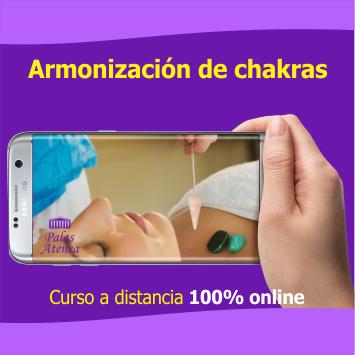 Plataforma ARMONIZACIÓN DE CHAKRAS