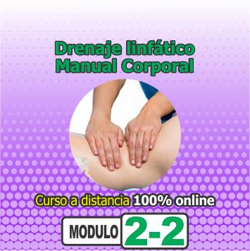 Plataforma Drenaje linfático Manual Corporal PAGINA 2-2