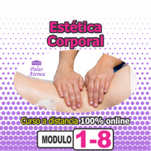ESTÉTICA CORPORAL ONLINE- MÓDULO N° 1/8